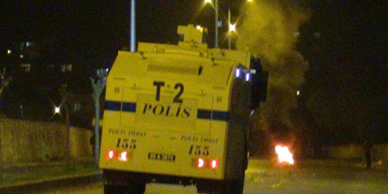 Öcalan'ın Türkiye'ye getirilişinin yıldönümünde olaylar çıktı