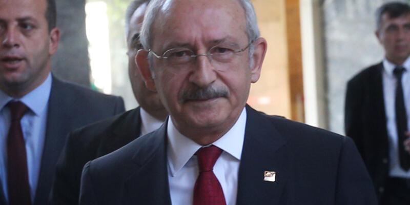 CHP lideri Kılıçdaroğlu Suriye hakkında uzmanlardan bilgi aldı