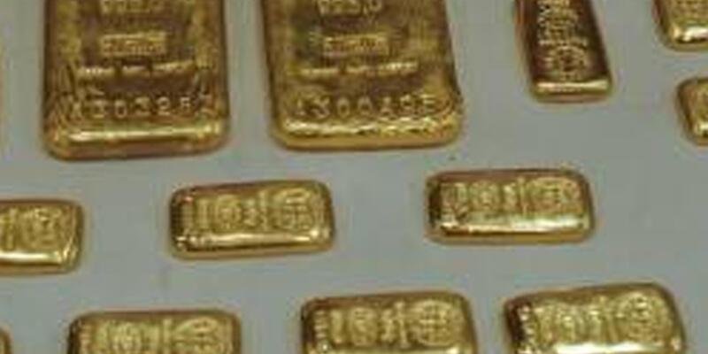 Azerbaycan'dan Türkiye'ye getirilen kaçak külçe altın ele geçirildi