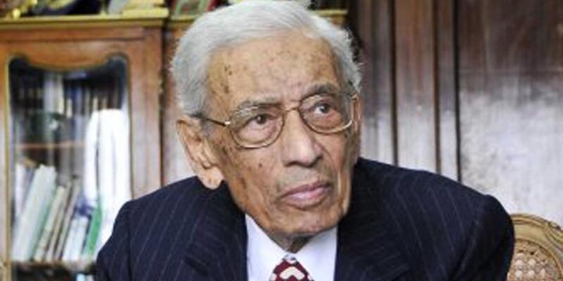 Eski BM Genel Sekreteri Butros Gali öldü