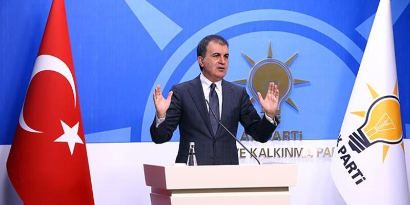 AK Parti Sözcüsü Çelik'ten Anayasa Uzlaşma Komisyonu açıklaması
