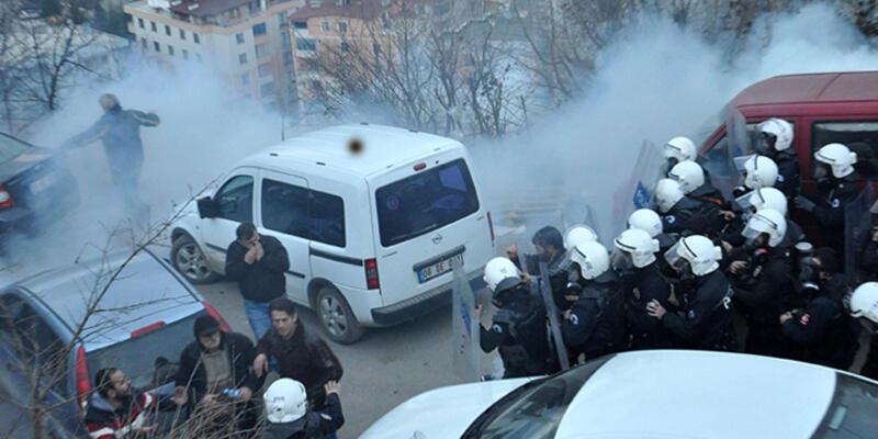 Cerattepe'de  yeniden polis müdahalesi