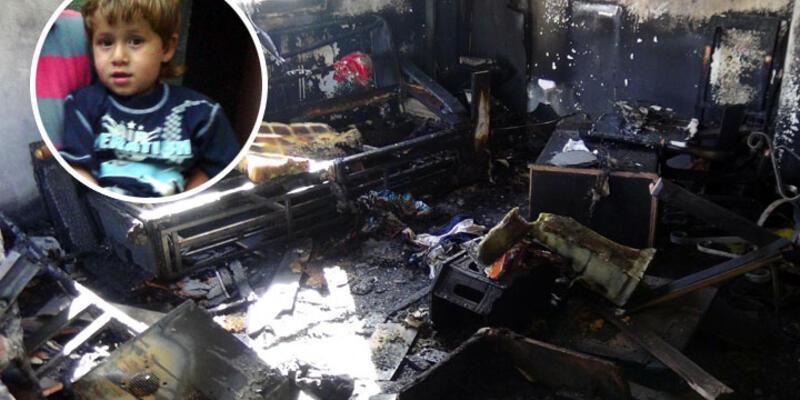 Bilgisayar patladı, 5 yaşındaki çocuk öldü