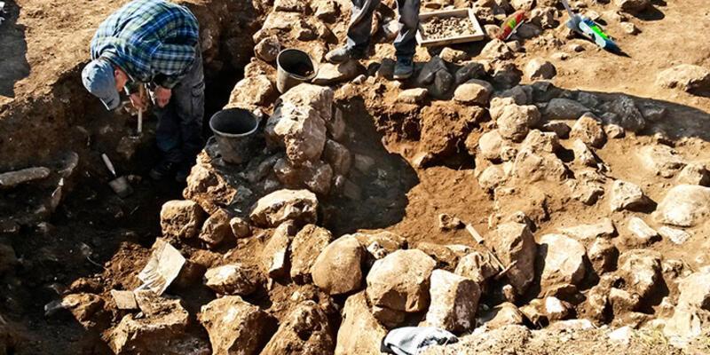 İsrail'de 7 bin yıllık antik şehir bulundu!