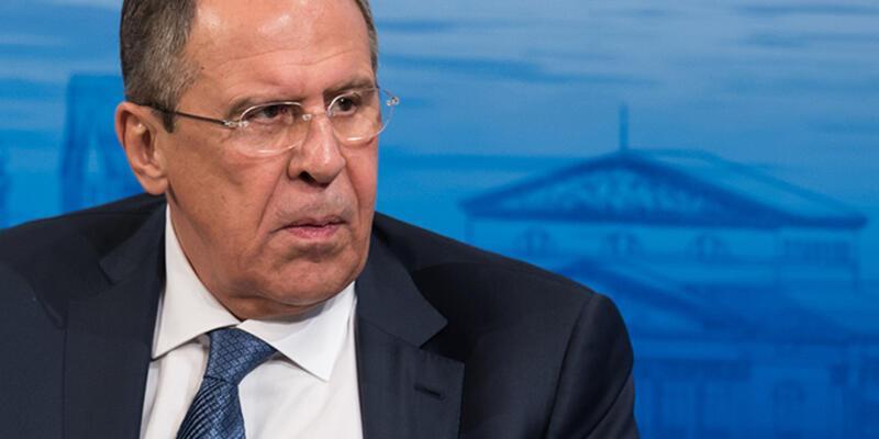 """Sergey Lavrov: """"Uçuşa yasak bölge Merkel'in değil Türkiye'nin insiyatifi"""""""