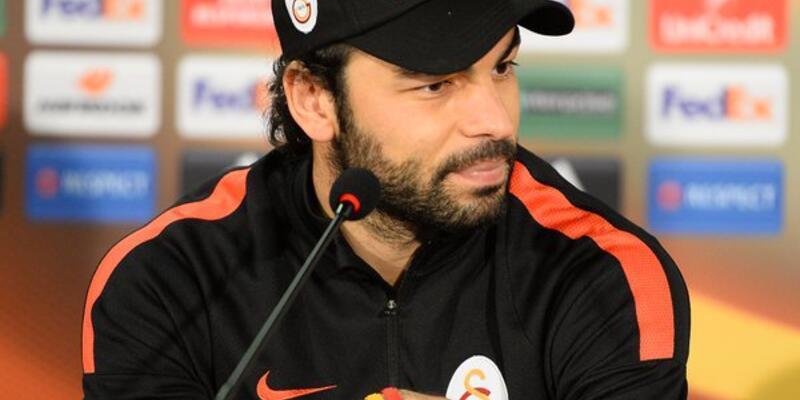 """Selçuk İnan'dan Sneijder açıklaması: """"Çocuk değiliz"""""""