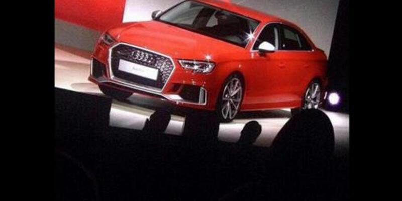 Audi Instagram'dan bir fotoğraf paylaştı, ortalık karıştı!