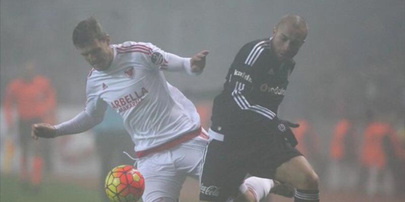 Beşiktaş - Mersin İdmanyurdu: 1-0