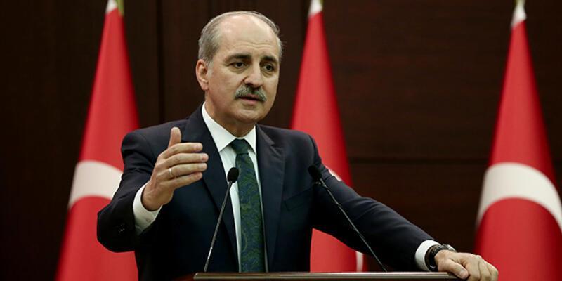 Numan Kurtulmuş Ankara'daki saldırıyla ilgili açıklamalarda bulundu