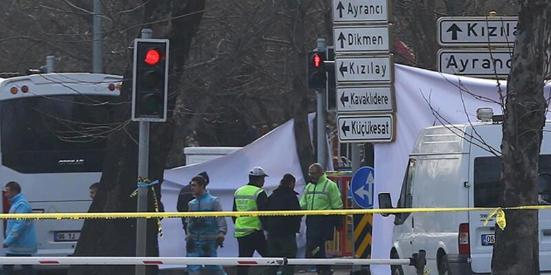 Genelkurmay Başkanı Akar saldırının olduğu yerde
