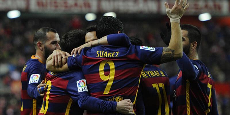 Ardalı Barcelona farkı açtı