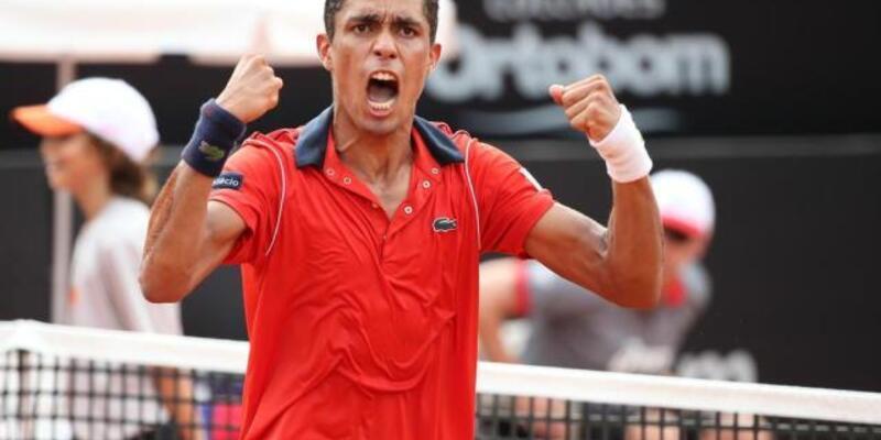 İlk ATP turunda dünya 9'uncusunu eledi!
