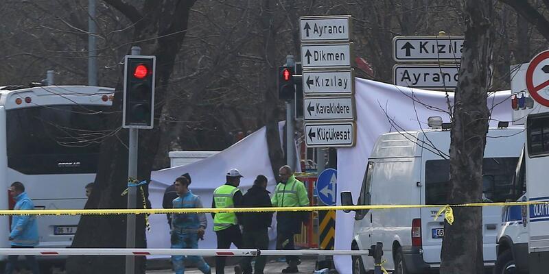 Ankara saldırısının ardından 7 ilde operasyon yapıldı