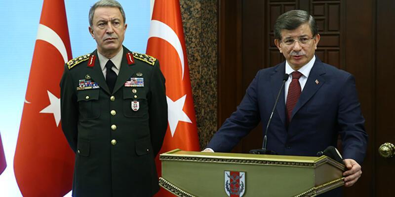 """Başbakan Davutoğlu: """"Ankara saldırısı PYD tarafından yapıldı"""""""