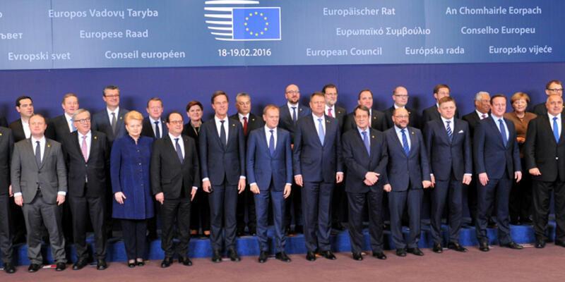 AB liderleri mart ayında Türkiye için toplanacak
