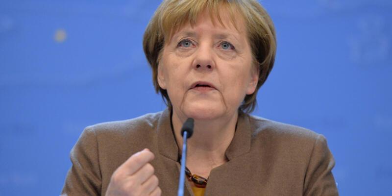Merkel'den basın ve ifade özgürlüğü vurgusu: 'Temel değerler pazarlık konusu yapılamaz'