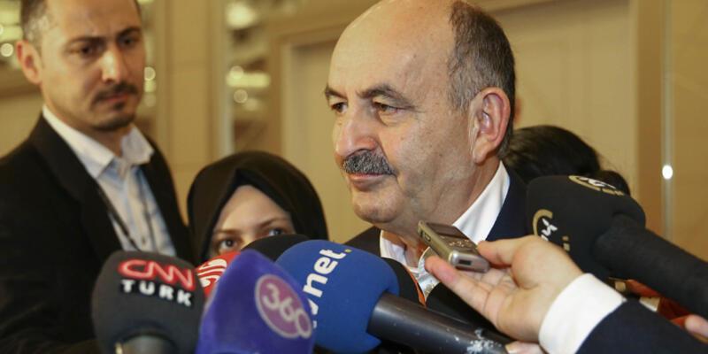"""Sağlık Bakanı: """"Hastanelerde 12 yaralı kaldı"""""""
