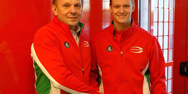 Michael Schumacher'in oğlu transfer oldu