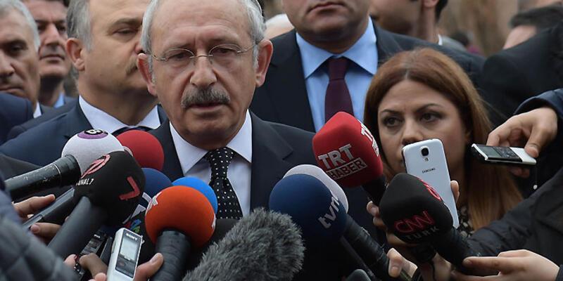 """Kılıçdaroğlu: """"Türkiye bugün kan gölüne döndü"""""""