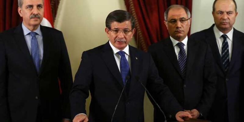 Başbakan Davutoğlu saldırıyla ilgili brifing aldı