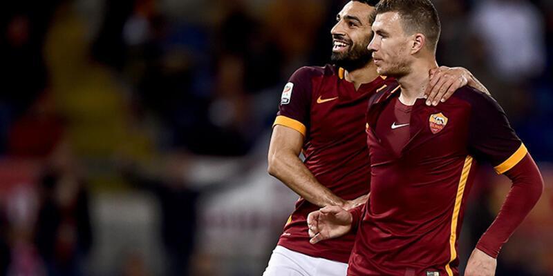 Roma 5 golle kazandı