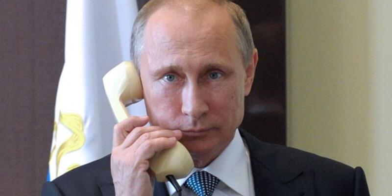 Putin Katar Emiri ile telefonda görüştü