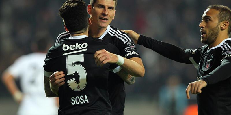 Beşiktaş'ın galibiyet sırrı