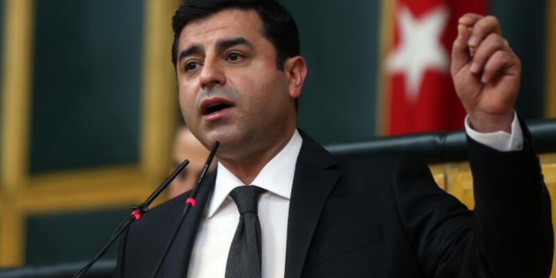 Demirtaş'tan MHP'ye: ''Çin malı''