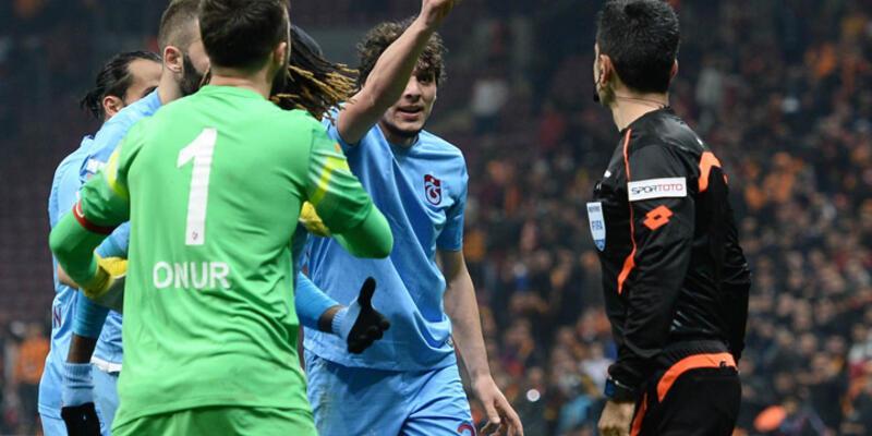 Trabzonspor'da 8 isim PFDK'lık oldu