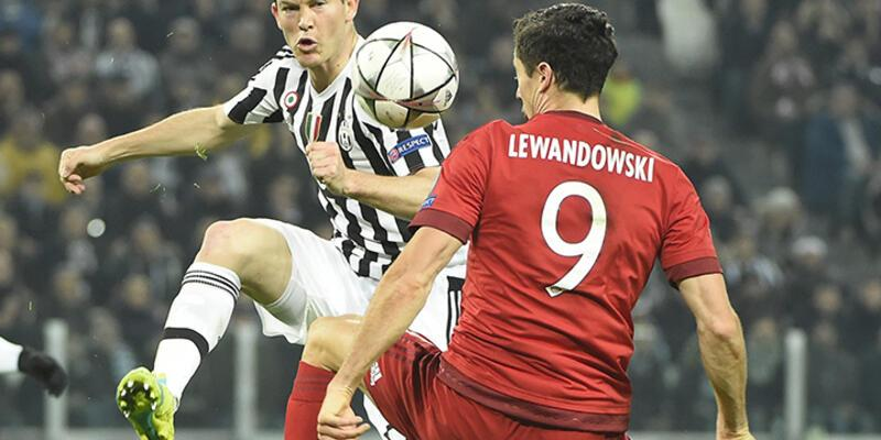 Juventus - Bayern Münih: 2-2