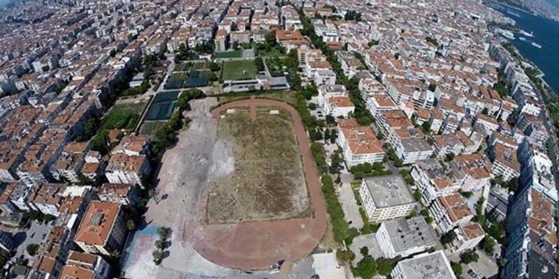 Karşıyaka'nın yeni stadının yapımı durduruldu