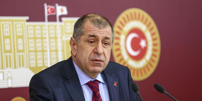 MHP Genel Başkan Yardımcısı Ümit Özdağ kurultay çağrısı yapıp istifa etti