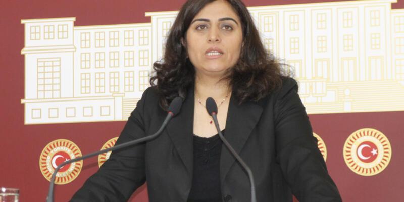 Eski HDP milletvekili Sebahat Tuncel'in 8 yıl hapsi isteniyor