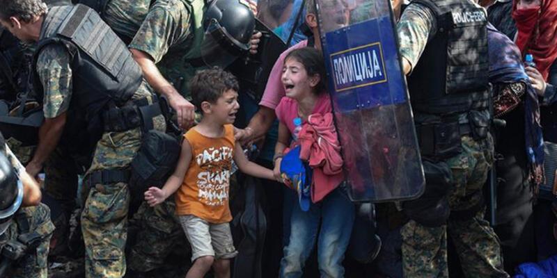 Mülteci krizi Avrupa Birliği ülkelerini zora soktu