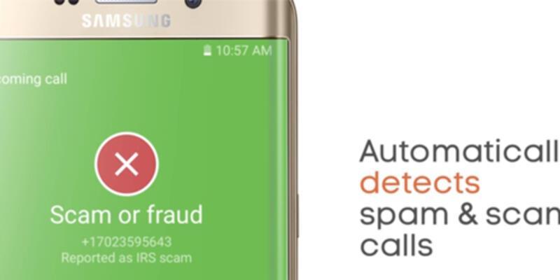 Galaxy S7 reklam telefonları konusunda uyaracak!