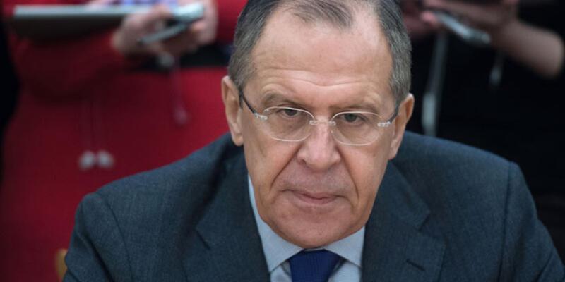 """Lavrov'dan """"Suriye'de federasyon mu, üniter yapı mı"""" açıklaması"""