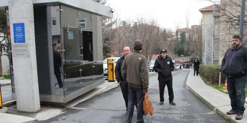 Boğaziçi Üniversitesi'nde şüpheli araç alarmı
