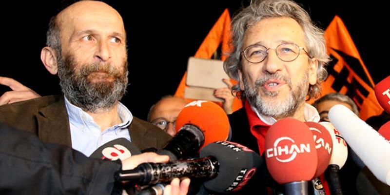 Can Dündar ile Erdem Gül'ün duruşması yarın başlıyor