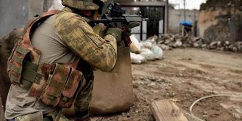 Sur'dan kaçmaya çalışan 7 PKK'lı öldürüldü