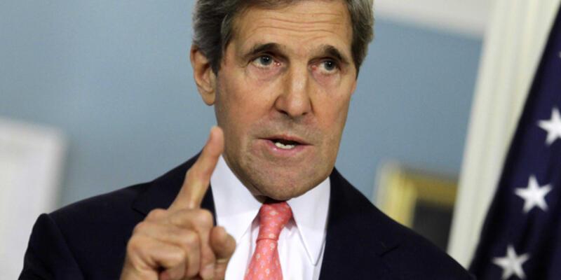 """Kerry: """"Türkiye'nin endişelerinde hassasız"""""""