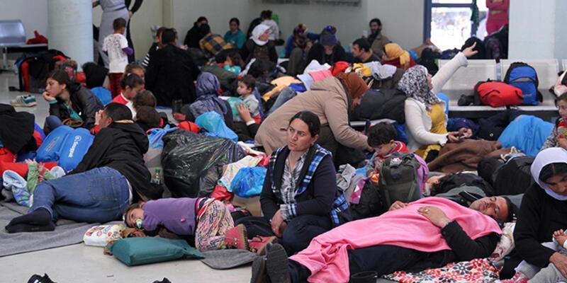 Çok çarpıcı mülteci rakamı: Almanya'da 130 bin sığınmacı kayıp
