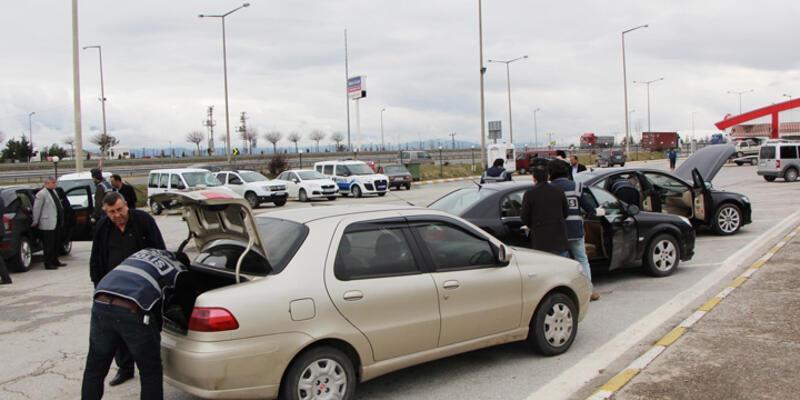 Bolu'da terör alarmı