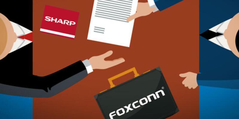 Foxconn ve Sharp birleşiyor!