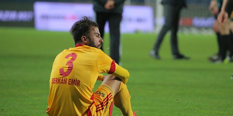 Başakşehir Kayserispor'u ateşe attı