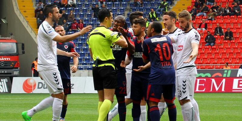 Mersin İdmanyurdu - Torku Konyaspor: 0-2