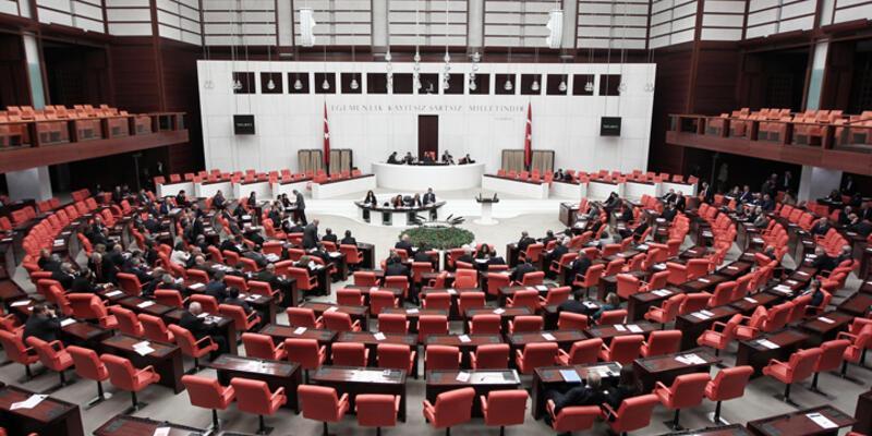Milletvekillerinin dokunulmazlık dosyaları Meclis'te