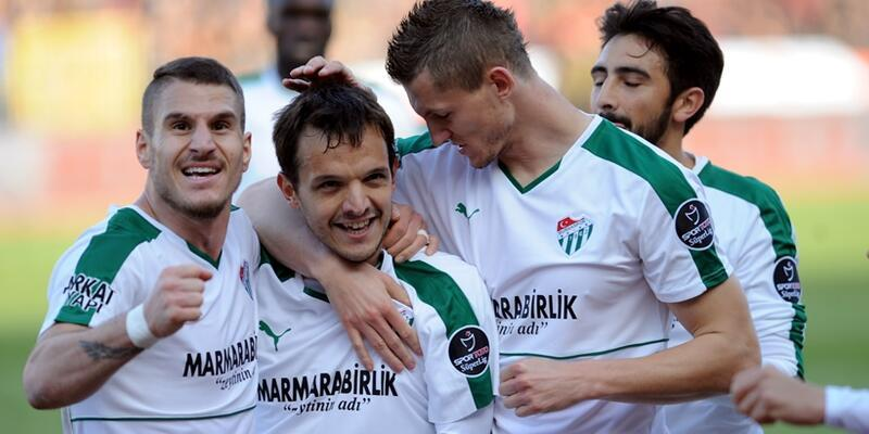 Eskişehirspor - Bursaspor: 0-1