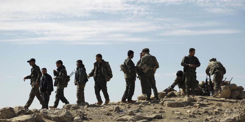 """""""ABD ile PYD arasında kriz"""" iddiası"""