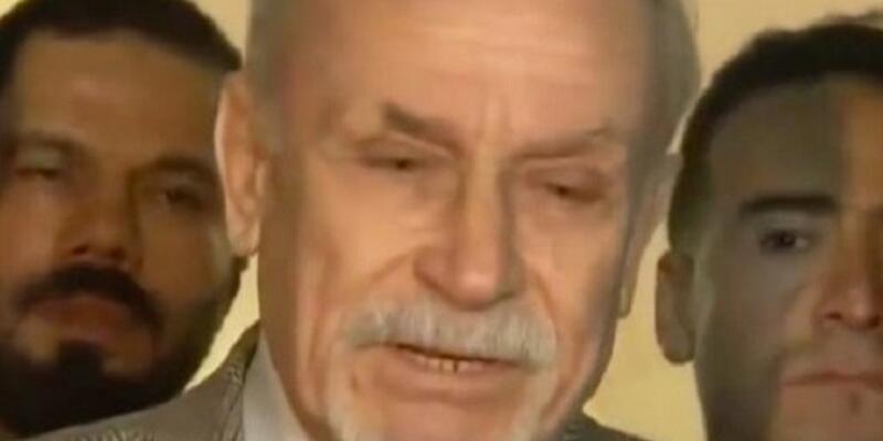 Galatasaray Kulübü İkinci Başkanı Cengiz Özyalçın gözyaşlarını tutamadı