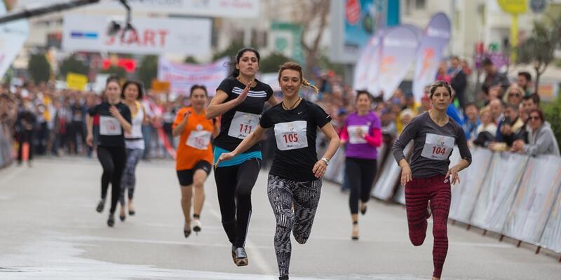 Nevşin Mengü ve Cem Yılmazlı Runatolia heyecanı CNN TÜRK'te